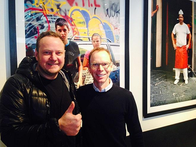 What would Steve Ells do? Tapasin Steven helmikuussa Coloradossa.
