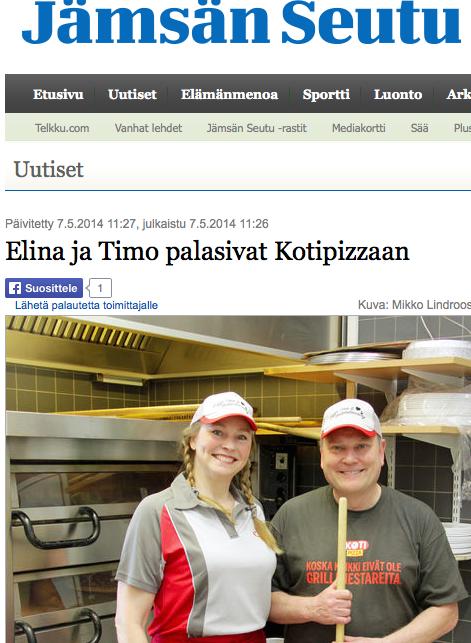 Elina ja Timo