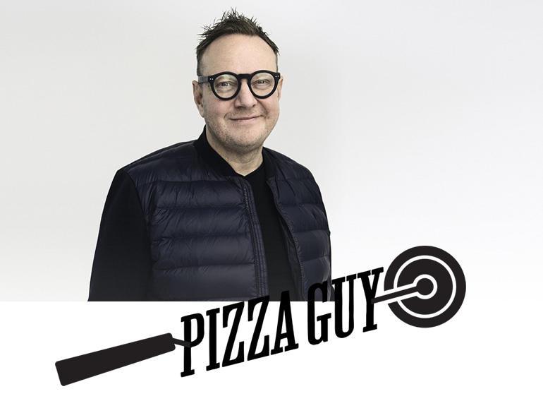 Pizzaguy | Tommi Tervanen on ruuan ystävä, jonka sydän pamppailee yrittäjyydelle ja vastuulliselle liiketoiminnalle.
